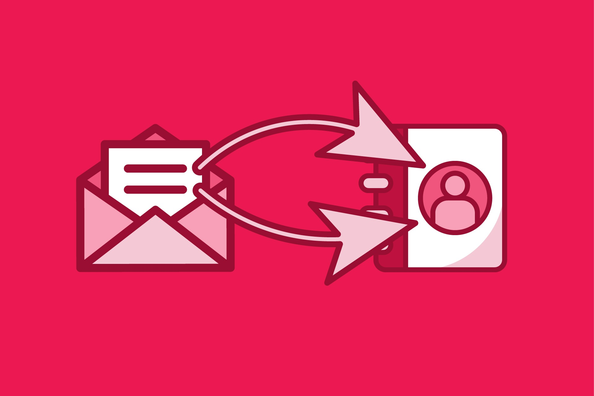 Use an email parser to eliminate manual data entry.